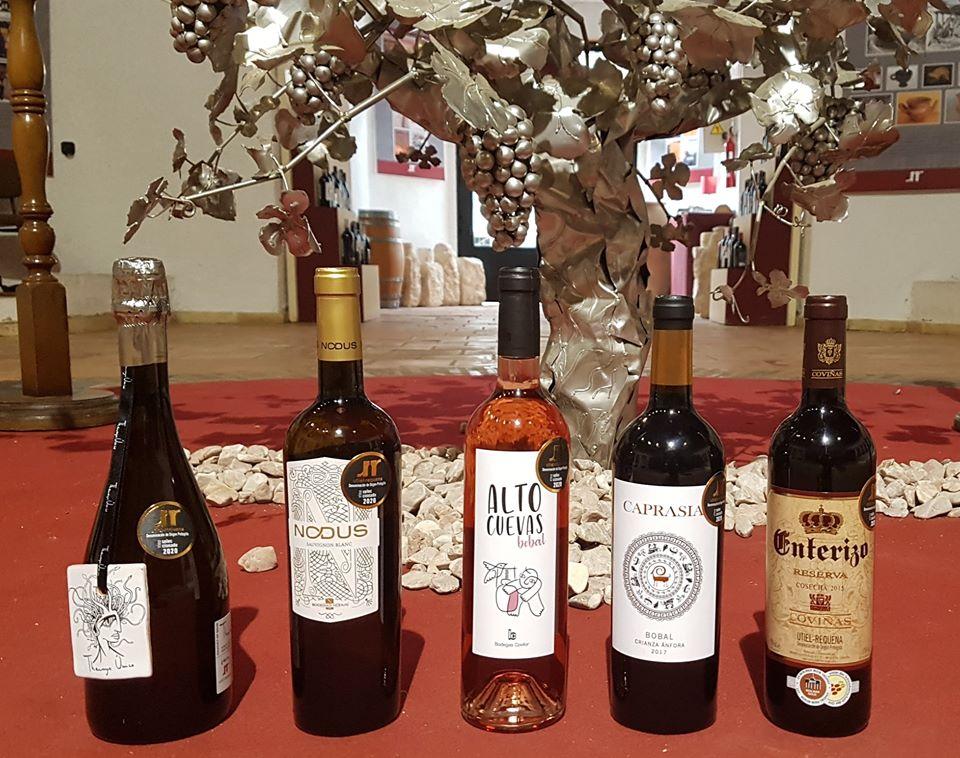 Los primeros cinco vinos seleccionados para 2020 0