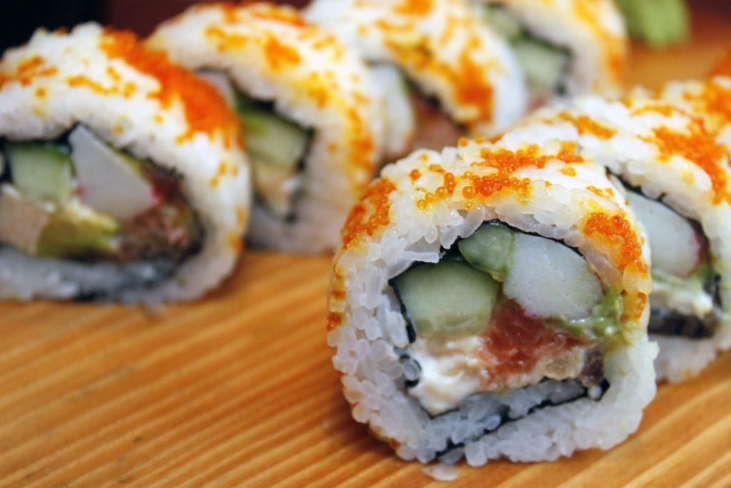 ¿Con qué vino se marida el sushi? 0