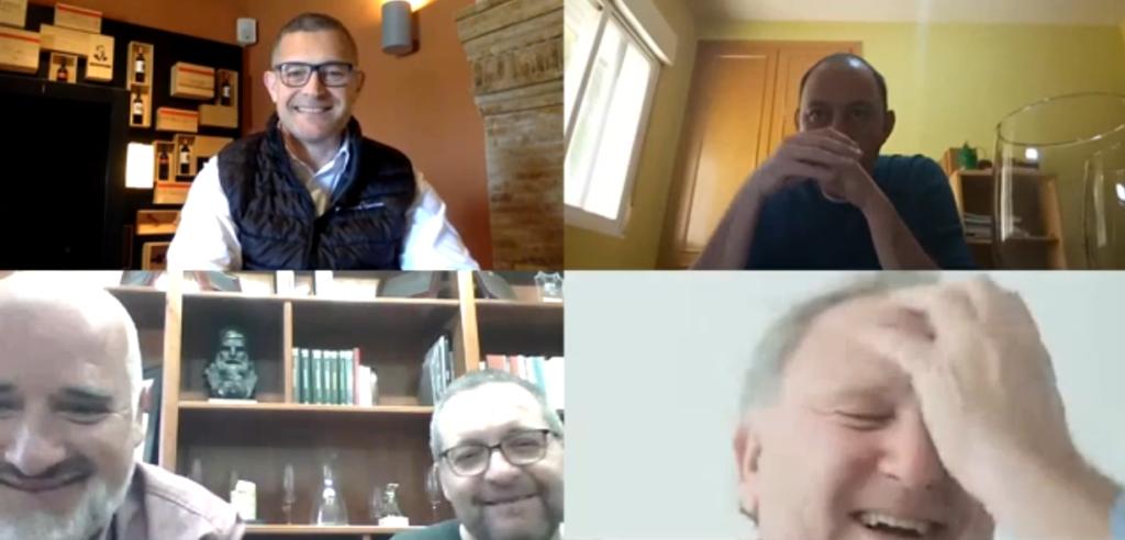 El Presidente de la DO Utiel-Requena participa en la presentación online de los nuevos bobales de Vicente Gandía 1