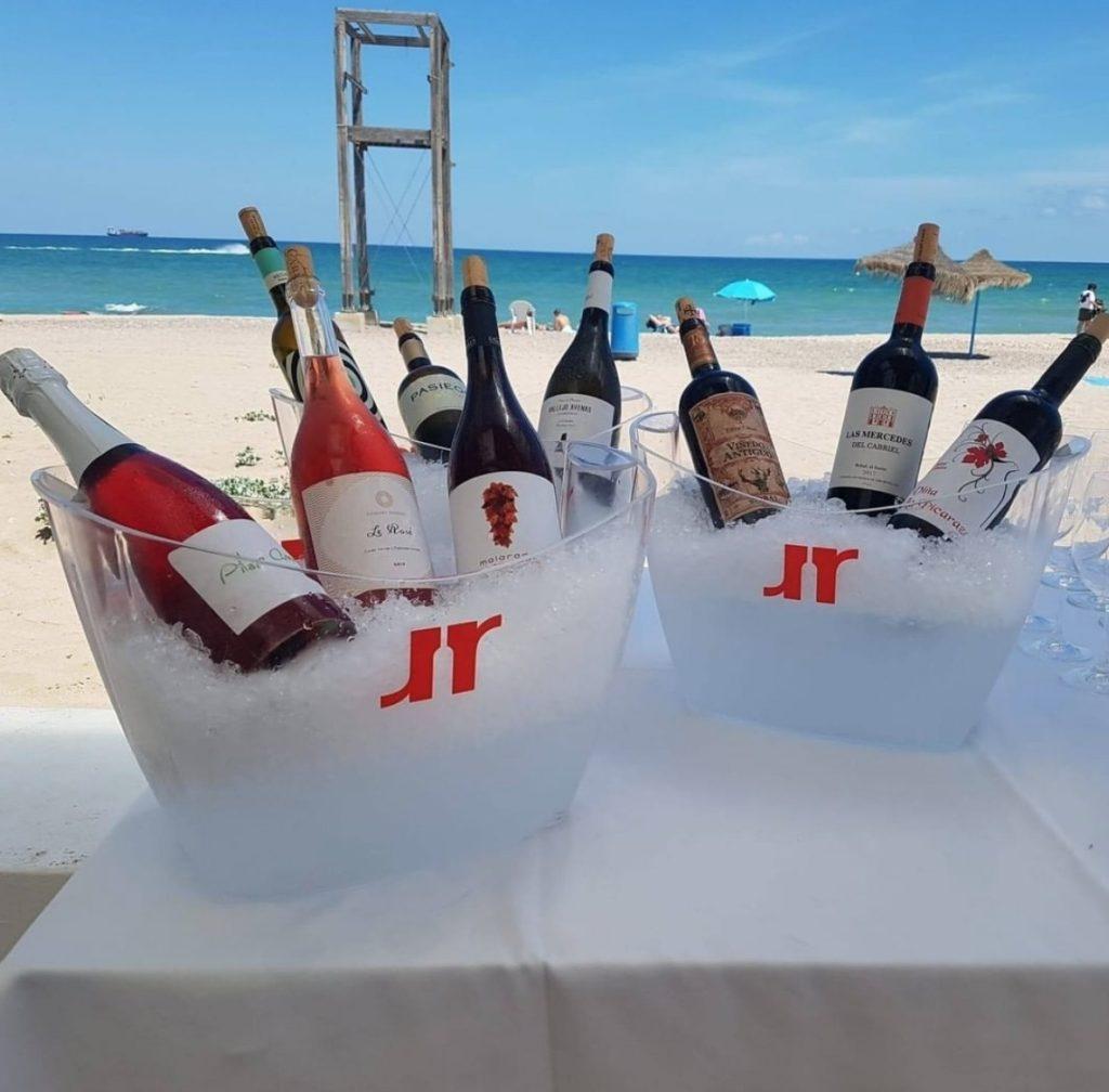 Tres planes de verano que mejoran con vino 0