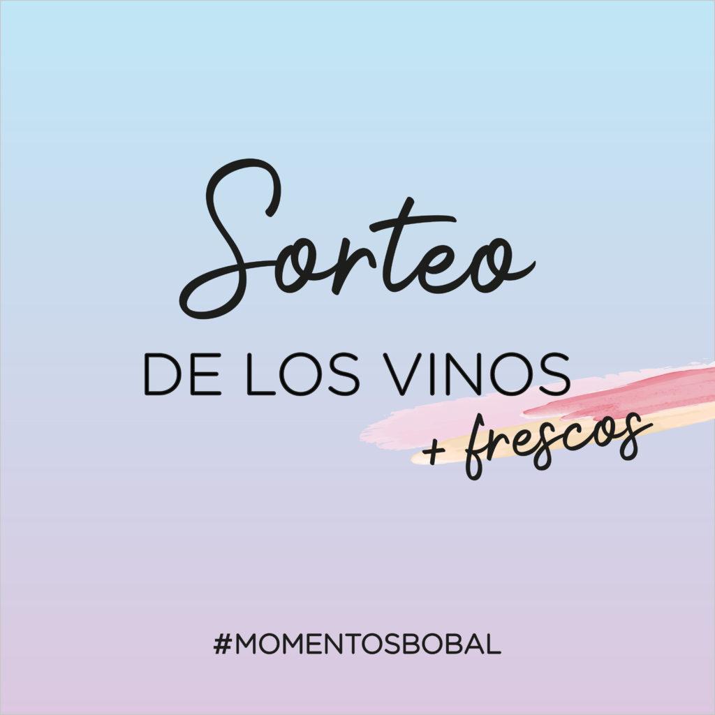 ¡Nuevo sorteo de los Vinos +Frescos! 0