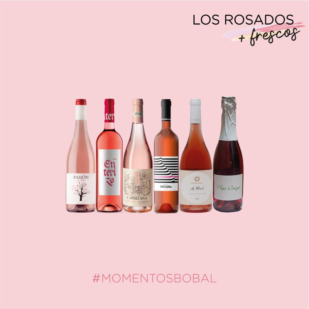 ¡Participa y gana un pack de 3 vinos rosados DO Utiel Requena! 0