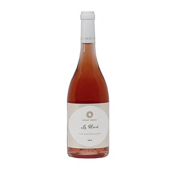 Botella de vino blanco Le Rosé