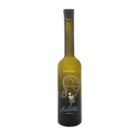 Botella de vino blanco Pasiego Julieta