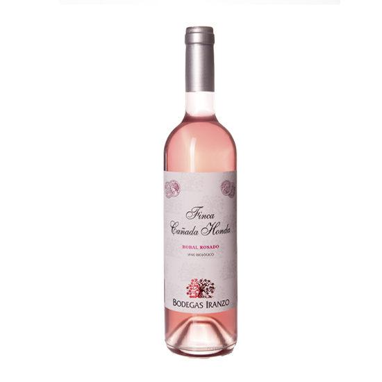 Botella de vino blanco Finca Cañada Honda Rosado