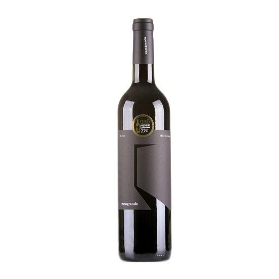 Botella de vino blanco CASAGRANDE