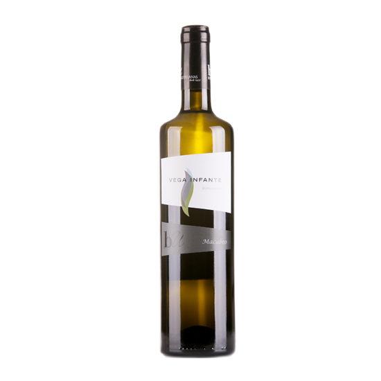 Botella de vino blanco Vega Infante Blanco