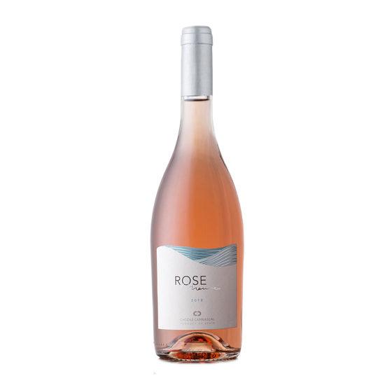 Botella de vino blanco Rosemarine