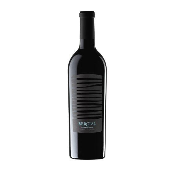 Botella de vino blanco Bercial Ladera Los Cantos
