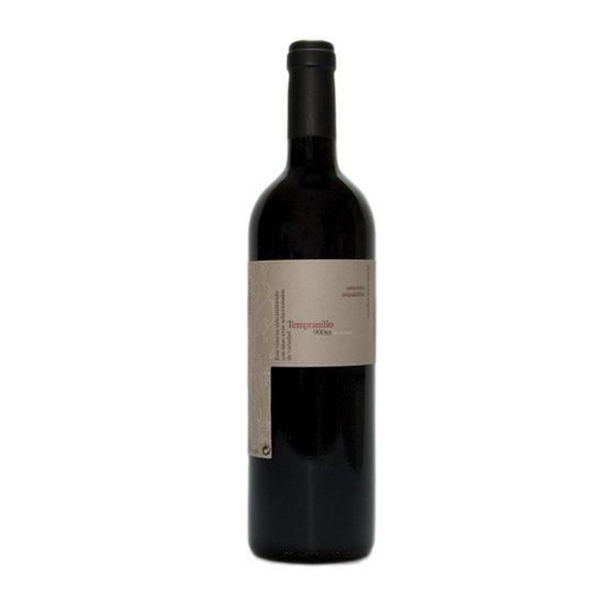 Botella de vino blanco Arcaz tinto reserva