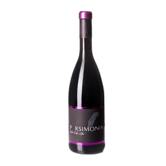 Botella de vino blanco Parsimonia Bobal de Autor