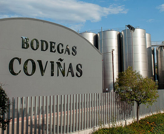 Bodega D.O. UtielRequena - Coviñas