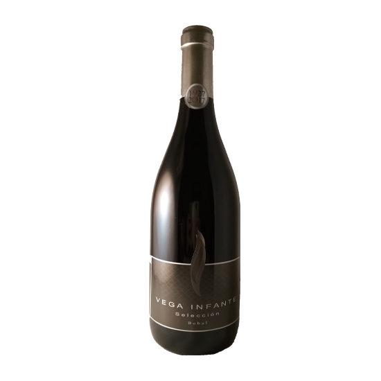 Botella de vino blanco Vega Valterra Selección