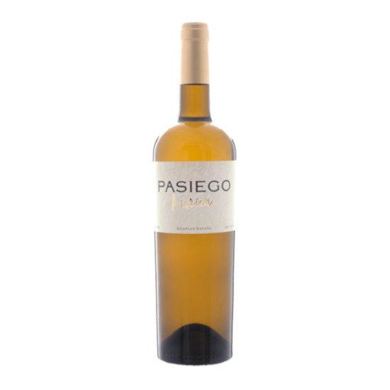Botella de vino blanco Pasiego Aurum