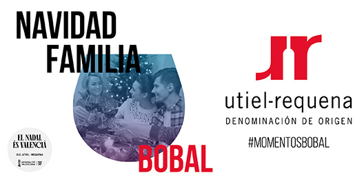 """Los vinos de la DO UTIEL-REQUENA,uno de los grandes protagonistas de la campaña EL NADAL ÉS VALENCIÀ"""" 0"""