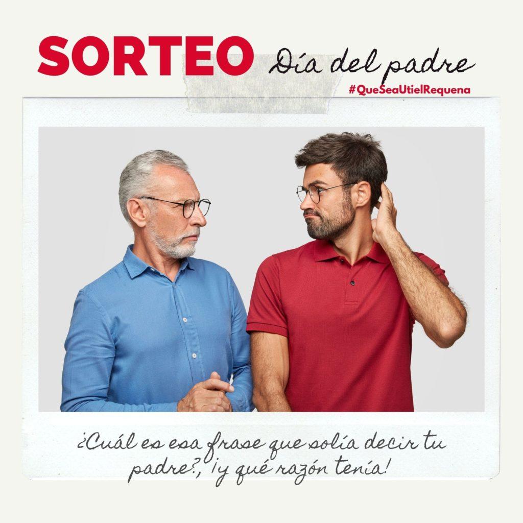 SORTEO: ¿Cuál es esa frase que solía decir tu padre?, ¡y qué razón tenía! 0