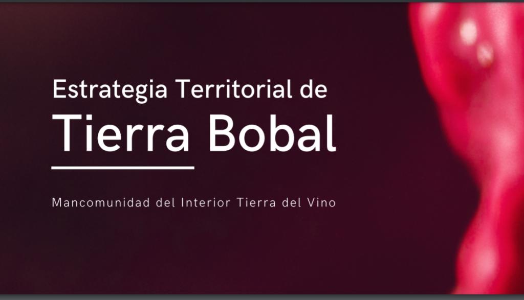 La Estrategia Territorial Tierra Bobal recibe un accésit de los Premios Tácito 0