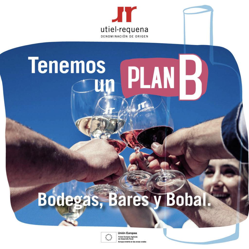 Lanzamos el Plan B: la guía de verano de los vinos DO Utiel-Requena 0