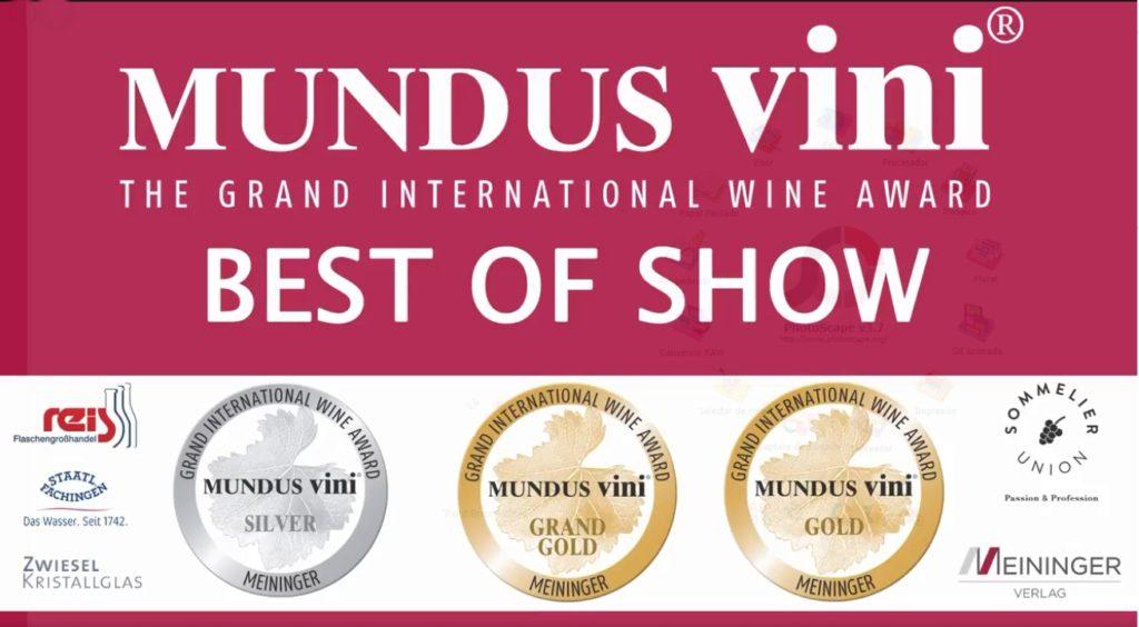 Mundus Vini reconoce la excelencia de la DO Utiel-Requena con un 'Best of Show' y 9 medallas de oro 1